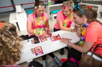 Ladies Games Antwerpen 2017