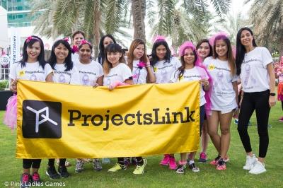Pink Ladies Games 2017