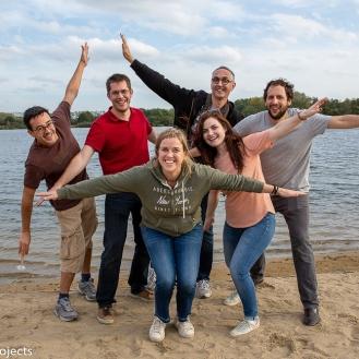 Team Campaign & DIR MKT Optimization Trophy 2018