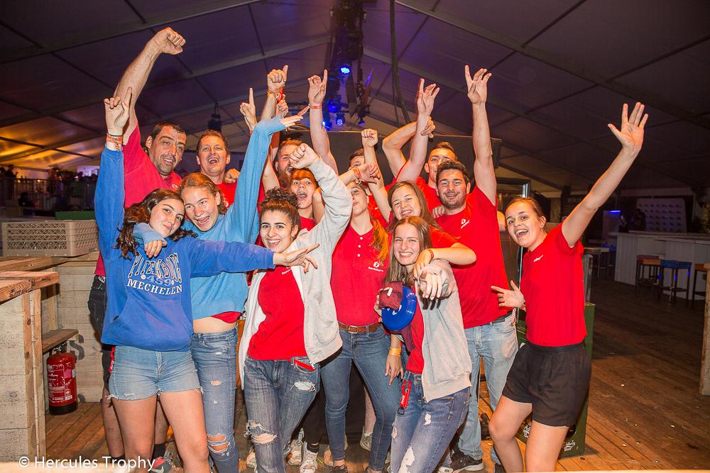 Hercules Trophy Mechelen 25 juni 2017