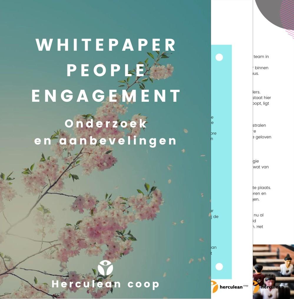 Whitepaper employee engagement