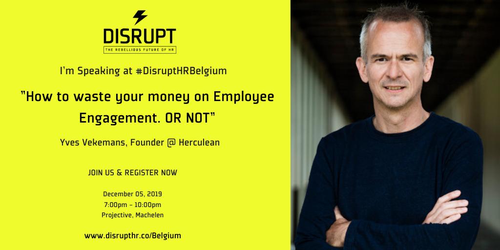 DisruptHR: the rebellious future of HR